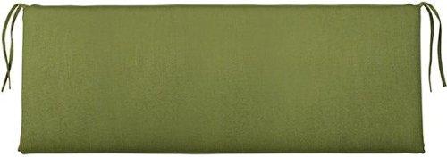 Bullnose Rectangular Outdoor Bench Cushion, 2