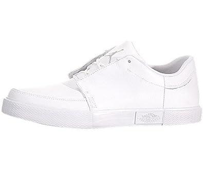 official photos 48493 ceeea Amazon.com  Air Jordan V.5 Grown Low - White   Metallic Silver-White, 8 D  US  Shoes