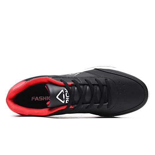 Chaussur Printemps Chaussures Sneakers Hemei Pied Air Single Pour À Athletic Antidérapant De Homme Décontracté Sports Plein Chaussures Homme automne Course Lacets tpnqRnx