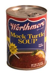 - Worthmore Mock Turtle Soup, 10-ounce (Pack of 6)