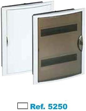 SOLERA 5250 Caja de Distribución, Blanco: Amazon.es: Bricolaje y ...