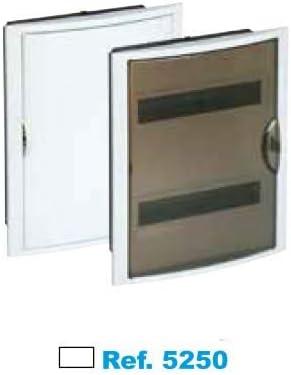 SOLERA 5250 Caja de Distribución, Blanco