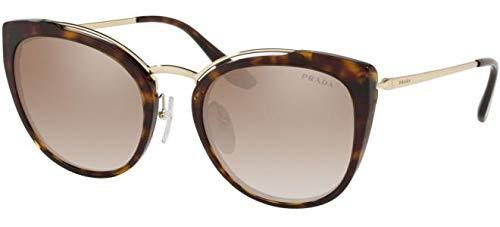 3fe040c80f686 Óculos de Sol Prada Pr 20us 2au-4po 54 Tartaruga dourado