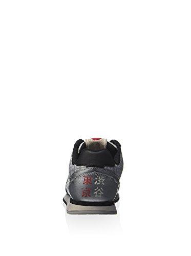 Lotto Tokyo Shibuya W - Zapatillas Mujer Plata