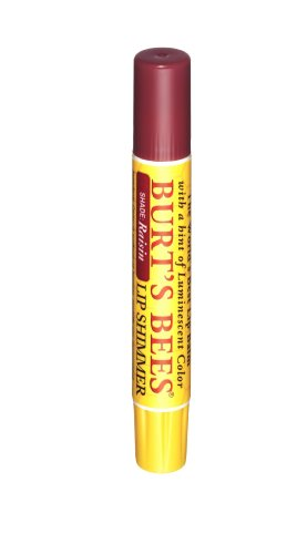 Burts Bees Lip Shimmer Raisin 0.9oz