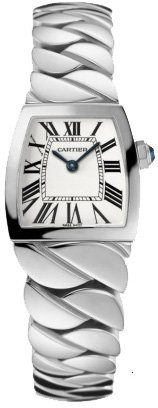 Cartier Women's W660012I La Dona Braided Stainless Steel Watch