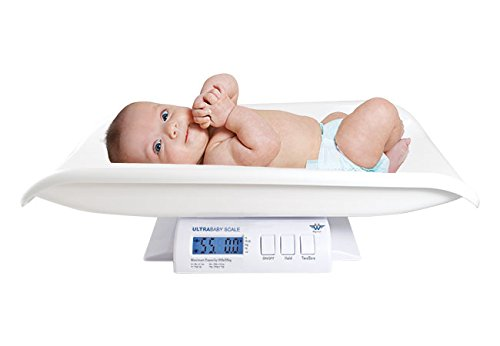 ULTRASCALE MBSC-55 Digital Baby Pet Scale My Weigh
