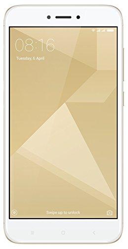 Redmi 4 (Gold, 32GB)
