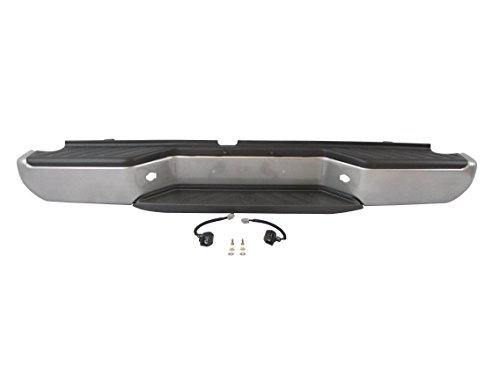 Assy Hitch (For 2005-2013 FRONTIER REAR STEP BUMPER PAINTED SILVER FULL ASSY ,WITH HITCH, TOP & CENTER PAD, BRACKET, LICENSE LAMP. NI1103115)