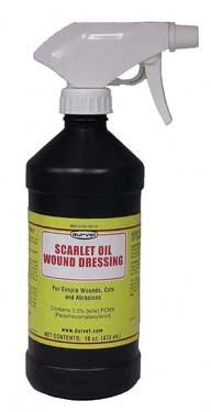 Durvet - Scarlet Oil With Sprayer - 16 oz