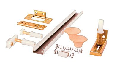 Prime-Line Products 161795 Bi-Fold Closet Track Kit, 48-Inch (Closet Doors Sizes Bifold)