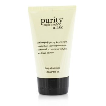 Cheap Philosophy Purity Made Simple Mask Deep-Clean Mask – 120ml/4oz