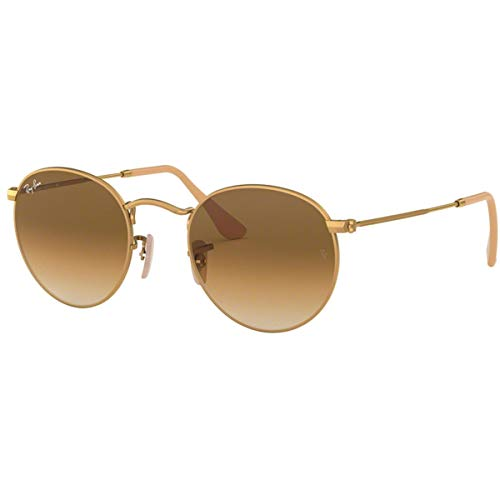 (Ray-Ban Round Metal Sunglasses Sunglasses RB 3447 112/51 50mm)