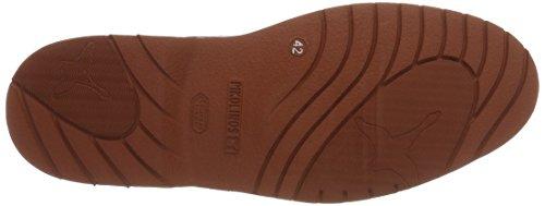 Pikolinos Ubeda M4f_v17, Zapatos de Cordones Oxford para Hombre Marrón (Cuero)