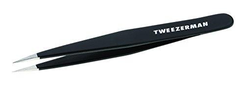 Steel Point Tweezer in Assorted Colors (Tweezerman Point)