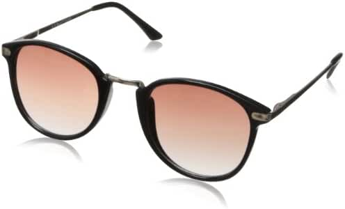 A.J. Morgan Castro Round Sunglasses