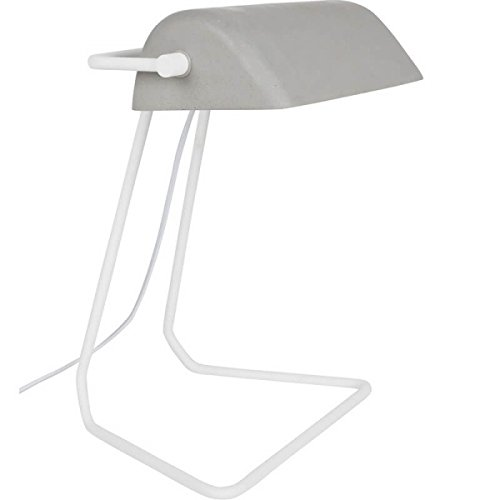 Schreibtischlampe Beton Broker