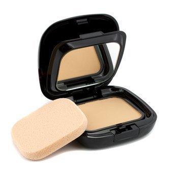 (Shiseido The Makeup Perfect Smoothing Compact Foundation SPF 15 (Case + Refill) - O40 Natural Fair Ochre - 10g/0.35oz)