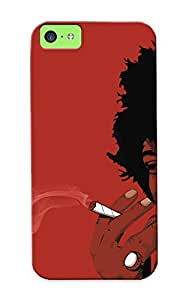 Xajqgq-5751-vvvswxa Case Cover Jimi Hendrix Compatible With Iphone 5c Protective Case