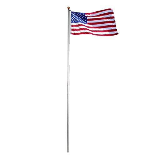 F2C Aluminum Sectional Flagpole Hardware