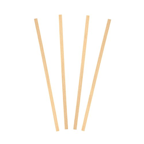 Wooden Stir Sticks - Royal 1000 Count Wood Coffee Beverage Stirrers, 5.5