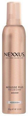 NEXXUS Volumizing Foam, Mousse Plus 10.60 oz (Pack of 4) by Nexxus