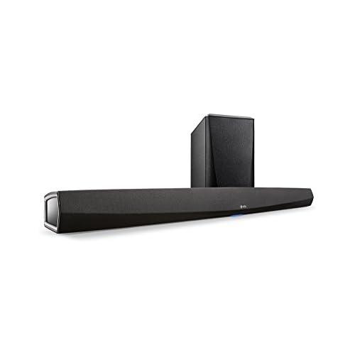 chollos oferta descuentos barato Heos Sistema Home Cinema HS2 Barra de Sonido HDMI 4K HDR10 Dolby Vision Color Negro