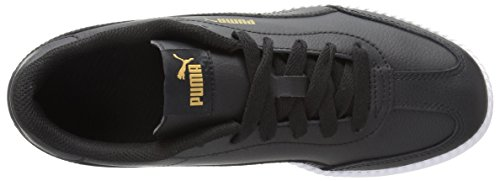 Puma Heren Astro Kop Leer Sneaker Puma Black-puma Black
