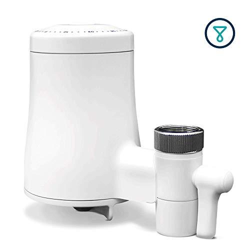 TAPP Water TAPP 2 Twist - Filtro de Agua para Grifo Sostenible - Elimina el Mal Sabor, Cloro y Microplasticos - Filtro Cocina