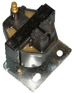 Prestolite Clip Down CDI Part# E64-0001 Replaces OEM# Crusader 41069 // Johnson//Evinrude 984398 OMC Ignition Distributor Cap 4.3L 1991-1993 6 Cyl 3853814 // Mercruiser 392-9086T Distr