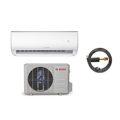 Bosch High Efficiency Ultra Quiet Mini Split System 12k