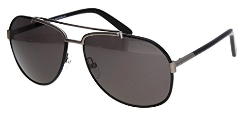 Tom Ford Miguel FT0148 09A Sunglasses, Black, 60mm x 15mm x - Ford Tom Miguel