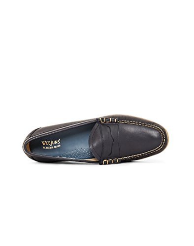 Para La Línea Barata G.H. Bass & Co. Mens Weejun Larson Palm Springs Leather Shoes blu Todas Las Tallas GbpprtNysH