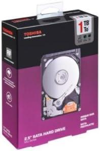 Toshiba PX1829E-1HJ0 - Disco duro interno de 1 TB (SATA II, 2.5 ...