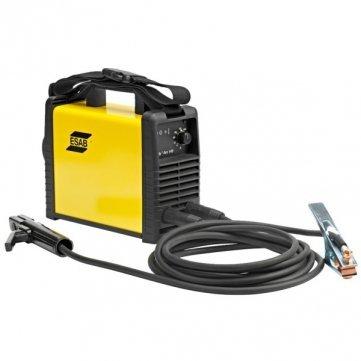 Esab Buddy Arc 180 Máquina inverter para soldadura, con electrodos: Amazon.es: Industria, empresas y ciencia