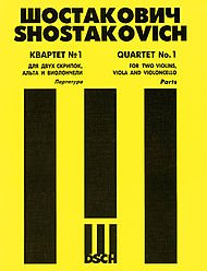 Dmitri Shostakovich Dsch String - Shostakovich: String Quartet No. 1, Op. 49