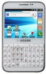 Samsung B7510 Galaxy Pro - Smartphone libre Android (pantalla ...