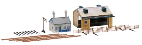 Hornby R8230 00 Gauge Building Extension Pack 4
