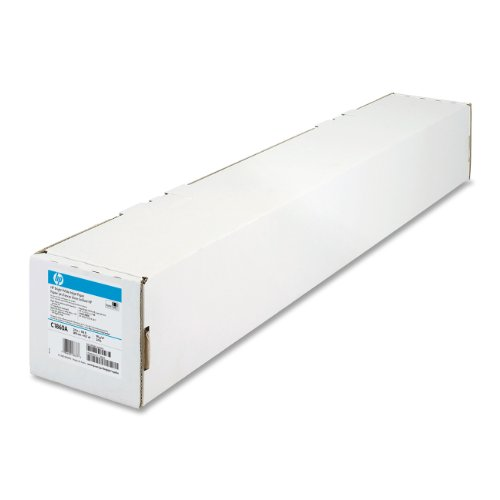 HP Bright White Inkjet Paper (24 Inches x 150 Feet Roll)