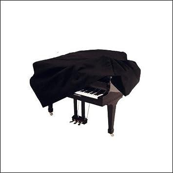 Ortola 6600-001 - Funda piano cola ketron, color negro ...