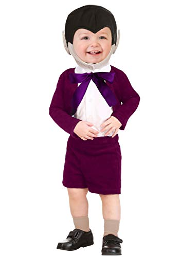 Eddie Infant Costume The Munsters 12/18 Months