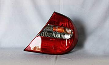 TYC 11-5603-00-1 Toyota Camry Right Replacement Tail Lamp