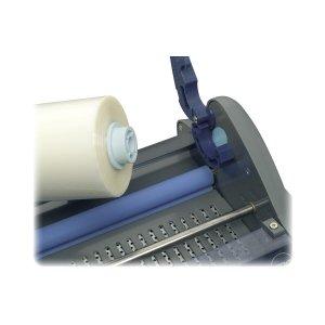 - GBC EZLoad Laminating Roll Film 12quot; Width x 100 ft Length x 5 mil Thickness - 2 / Box - Clear