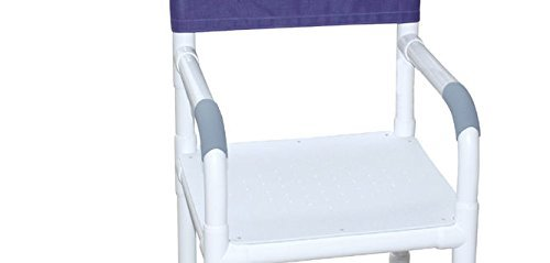 "MJM R-130-F Replacement Flat Stock Seat for 30"" Bariatric..."