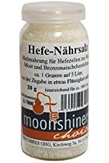 Moonshinerschoice Spezial Alkohol Hefe 10 Gramm Für 50 Liter