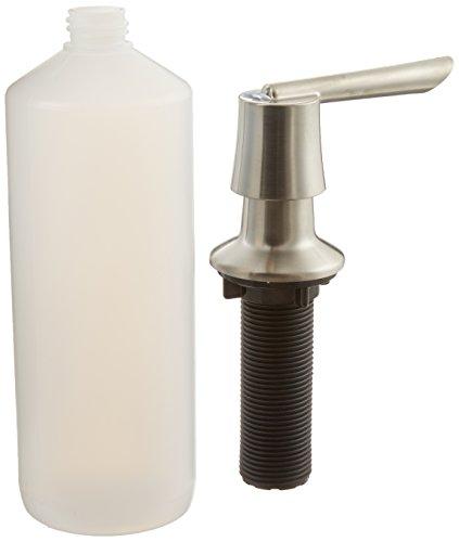 tuscan bronze soap dispenser - 7