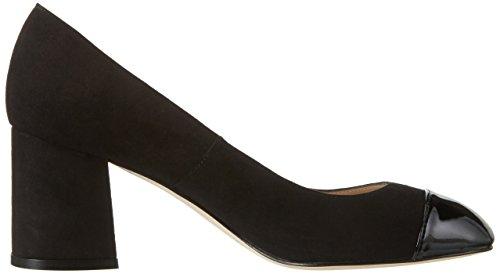 L.K. BENNETT Francesca, Zapatos de Tacón para Mujer Negro (BLACK)