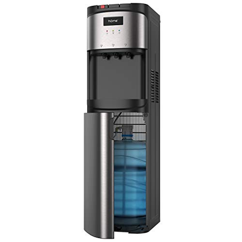 hOmeLabs Self Cleaning Bottom Loading Water Dispenser for 5 Gallon