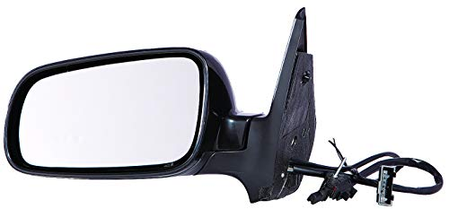 for 1999 2000 2001 2002 2003 2004 2005 2006 2007 Volkswagen Golf|GTI Gen4 Manual Side Mirror Driver Side Replacement