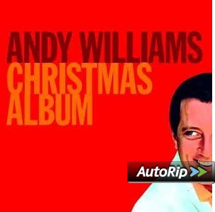 Andy Williams Christmas Album: Amazon.co.uk: Music
